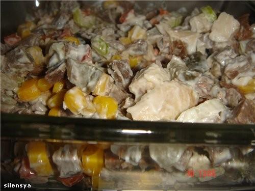 Я вчера чистила холодильник,в результате получилось следущее Запеченные цуккини La Dolce Vita от КЕ... - 3