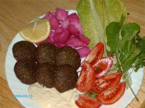 """Девочки, а я продолжаю обеды в арабском стиле, мне ведь надо фото к рецептам вставить в темку """"Сири... - 3"""