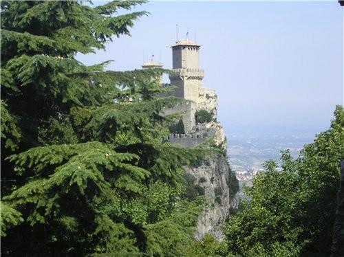 Мы отдыхали в Италии в прошлом году в Каттолике