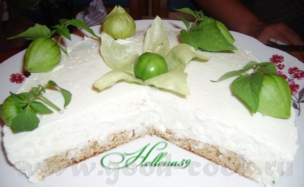 Летний дынный торт - 2