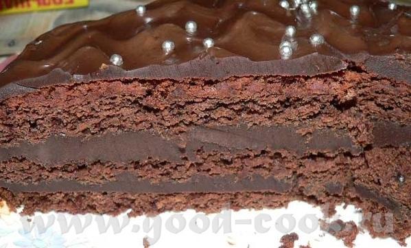 Шоколадное лакомство 3 яйца (белки отделить от желтков) 1 плитка горького шоколада растопленного на... - 2
