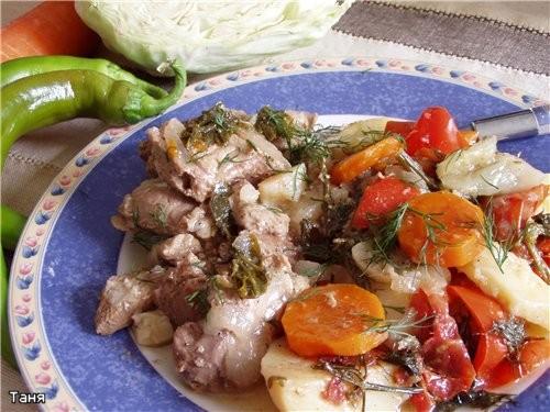 Свекольник на кефире и сметане Рыбные тефтели Дымлама Капустный салат с тмином Пирог-бабка Булочки... - 3