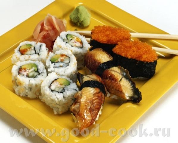 Думаю, что должно быть или Фудзи или сакура или суши или японские ворота Буду рада, если тебе что-т... - 3