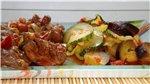 БЛЮДА ИЗ МЯСА и ФАРША Пикантное запеченое мясо Котлеты сложные Голубцы из краснокочанной капусты Ко... - 6