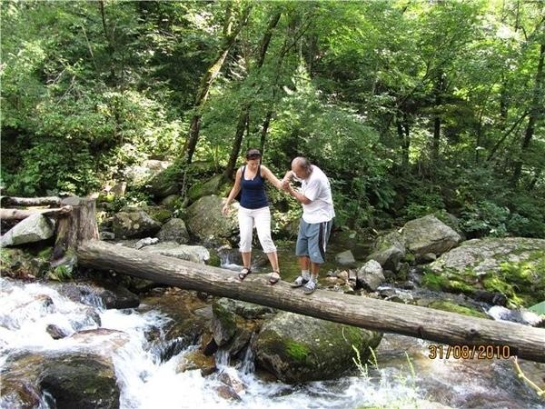 Вот так выглядит река, когда водопады все ближе и ближе - 4
