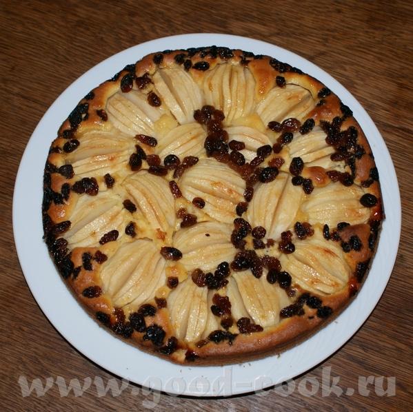 Немецкий яблочный пирог Нашла на просторах инета рецептик яблочного пирога, который мне запал в душ...