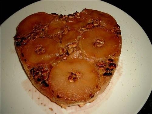 Пирог яблочный по Тиму Мэльцеру
