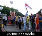 Во время ЧМ по футболу,доча фотографировала,когда ходила смотреть и болеть за Украину с друзьми и о... - 3