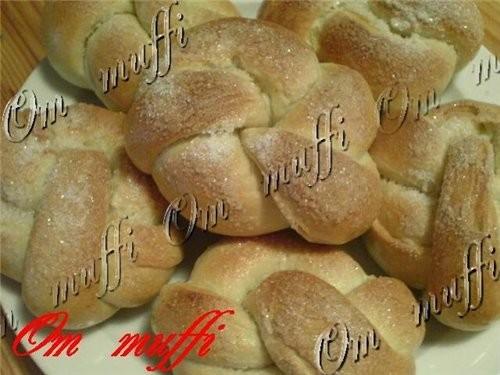 Спасибо Маришке за идею закрутки булочек