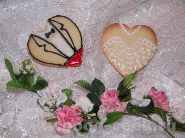 Обещала поставить украшение печенья - 2