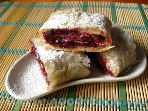Пирог со шпинатом и фетой (из теста фило) Цитирую: Ингредиенты:На 12 порций: 225 г упаковки свежег... - 2