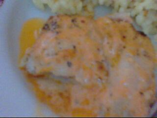 Филе белой рыбы от