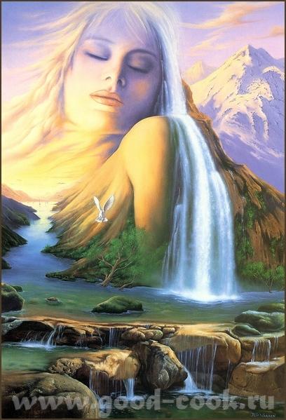 девочки вот мое небо и гора,готова исправлять, а вот фото оригинала Кстати это мысль, центральная ч...