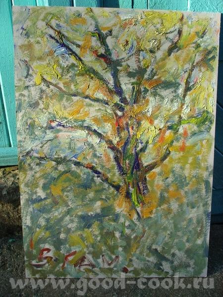 Это работы моего препода, директора школы, заслуженного художника России - Каменева В - 3