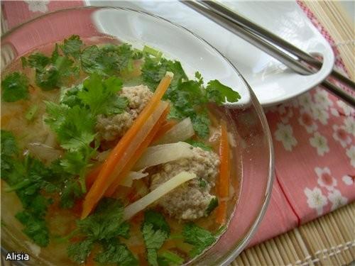Азиатский суп Кurano-Кaori