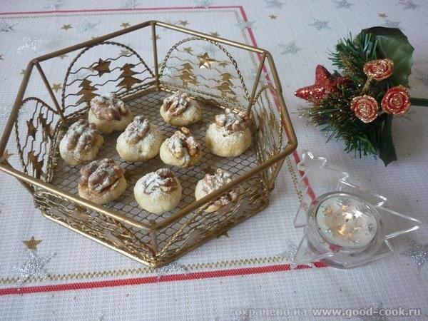 Doppelte plдtzchen - Двойные печенья по мотивам Альфахорес Тесто: 1 с четвертью стакан муки, 3/4 ст крахмала, 0,5 ч - 4