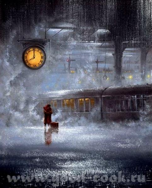 Ой как красиво, не могу налюбоваться- это самая настоящая сказка, мне очень нравится ваша картина О... - 4