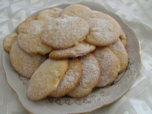 угощайтесь Очень вкусные яблочные лепешки от Birki с кукинга Единственное что у меня не было сливок...
