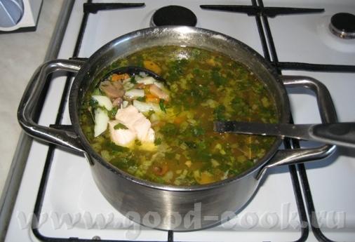 Суп из курицы с грибами Куриную грудку режем небольшими кусочками, варим до полуготовности (это быс...