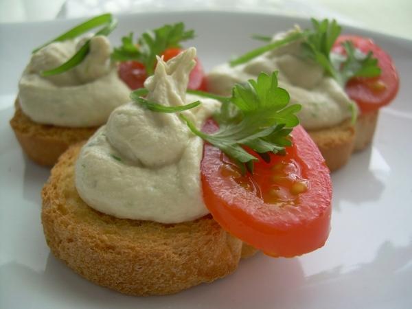 Мясной мусс закускa /Mousse au jambon /универсальный рецепт для разного типа мяса и рыбы/