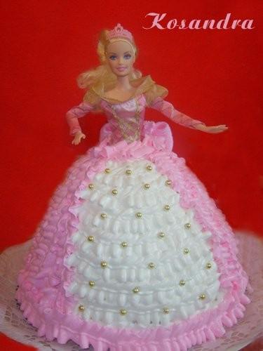 Вот мои многострадальные тортики
