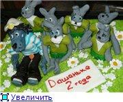 торт лунтик торт ну погади с зайчатами торт свадебное сердце с розами и кольцами - 4