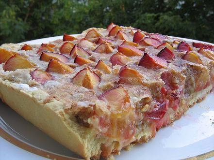 ой я сегодня тему только увидела,а я от Белочки пекла сливовый тарт французкий тарт он вкусный,прав...