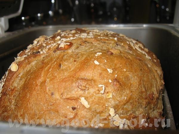 МарьВанна, сделала хлеб по твоему рецепту - 3