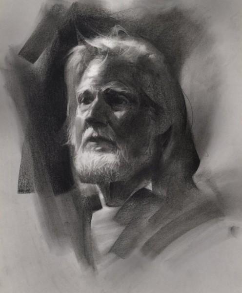 Урок на демиарте по портрету Пошаговые уроки