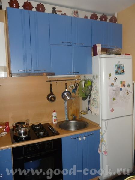 показываю свою кухню - 2