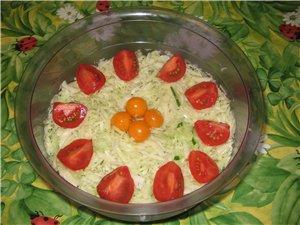 Лавашные рулетики Разные сорта колбасы с овощами от Нелли Рыба Ето индейка, запеченная в томатном с... - 5