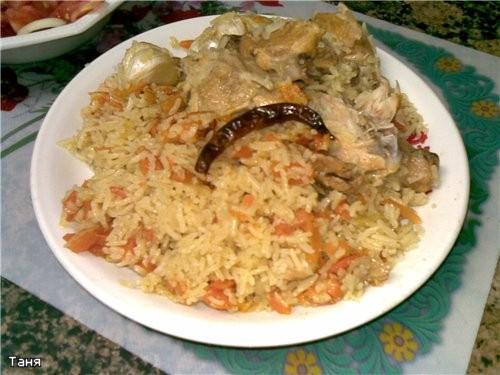 Мясо курицы с овощами в пикантном соусе Румяная курочка Курочка с картошкой Куриные грудка и печень... - 6