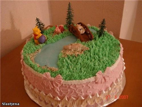 Несколько моих тортиков - 3