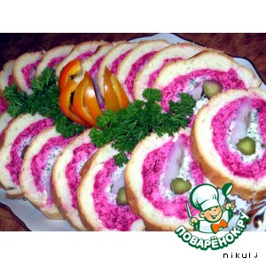"""Сайт Поварёнок Шуба в шубке От nikulj Сегодня мало кого удивишь таким любимым многими салатом """"Сель... - 10"""
