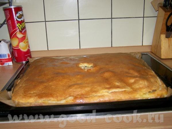 БЛЮДА ДЛЯ ГОСТЕЙ Мой пирог с курицей Это для гостей Я его лет 20 делаю и мои его очень полюбляють Н...