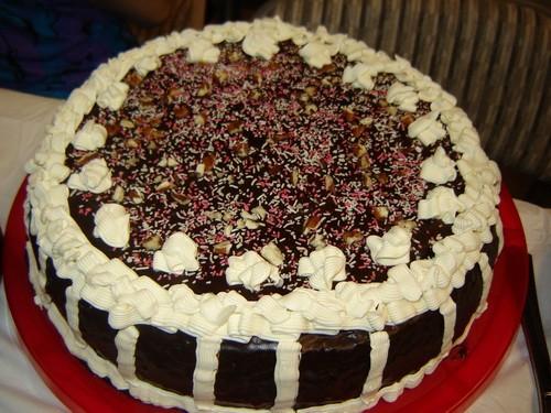 """Торт """"Шкатулка"""" яйца - 5шт сахар - 1стак какао - 2ст"""