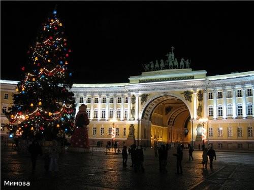 Арка Главного штаба уже со стороны Дворцовой площади - 4
