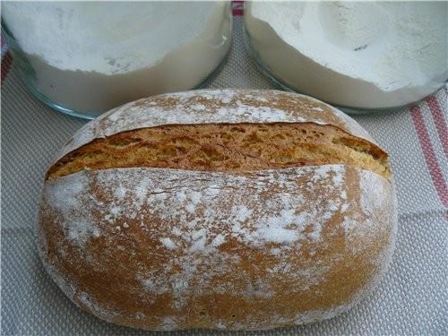 Простой, ароматный хлеб - 2