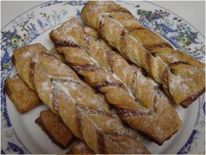 Кулинарные форумы -> Шаг за шагом -> Торты и украшения Ореховые косички, От Galka_Z oт Janochka - 7