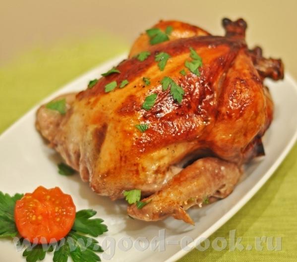 """Цыплята-корнишоны в шампанском Этот рецепт подглядела в гастрономовской книге """"про птицу"""""""