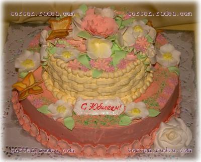 Девчи, я вам свои тортики принесла - 2