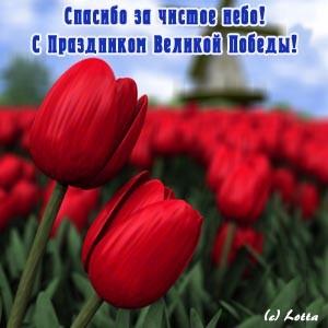 Поздравляю всех с Праздником Победы