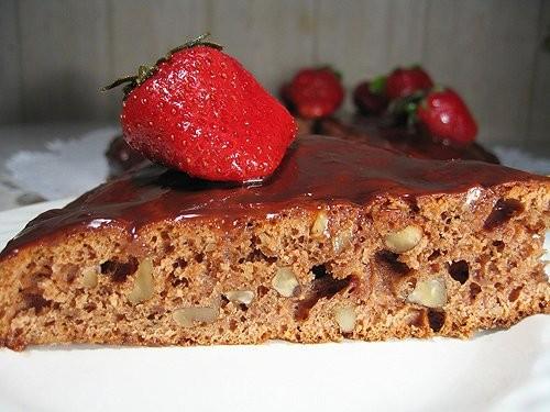 Танечка, спасибо ОГРОМНОЕ, за торт лесная нимфа Он у меня низковатый получился, пекла в форме 28 Се... - 2