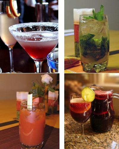 Коктейли алкогольные Коктейль Мимоза Мартини с водкой Tequila Sunrise...