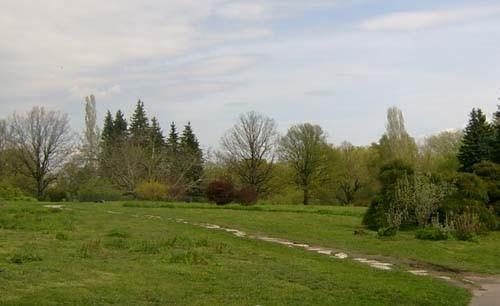 А это моя родина: Ботанический Сад ВДНХ: