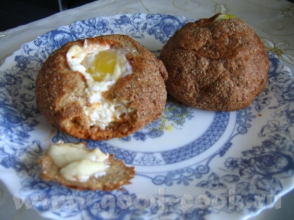Очень вкусные пирожки с картошкой получились по рецепту Натали- , только в отличие от Автора - испе... - 2