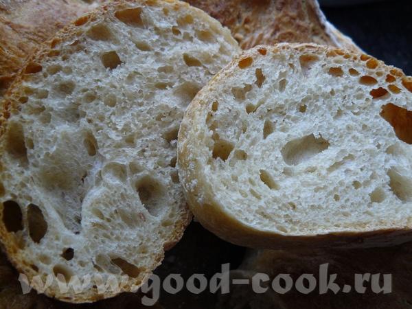 Действительно вкусный белый хлеб, даже я съела 5 кусков - 2