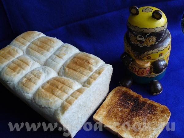Мой первый в жизни тост-хлеб :yes3: - 6