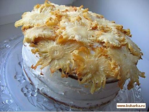 я этот тортик пекла летом еще не очень мне понравилось украшение,все думала еще раз заведу-пекла а...
