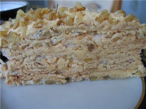 девочки, это очень вкусный торт, даже я, которая вообще безе не люблю, я просто его обожаю, не могу... - 2